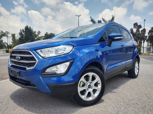 Ford Ecosport Trend Manual 2021