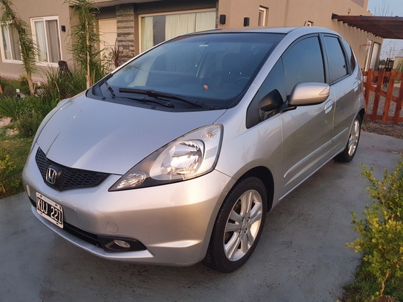 Honda Fit 1.5 Ex-l At 120cv L12 2012
