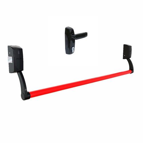 Barral Antipánico Jaque 290 Push Simple Con Acceso  Llave