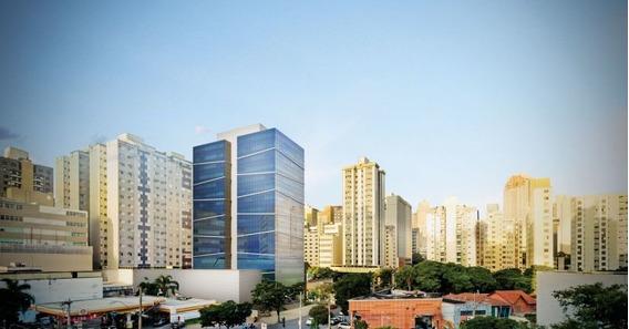 Sala Para Comprar No Lourdes Em Belo Horizonte/mg - 186