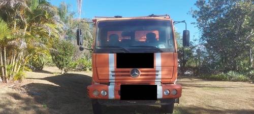 Imagem 1 de 8 de Caminhão Mercedes Benz 2423k 2001 - Traçado 6x4