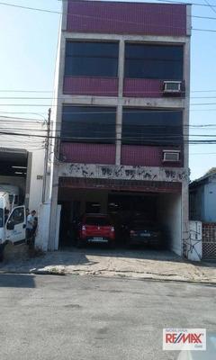 Prédio Comercial Para Venda E Locação, Vila Anastácio, São Paulo. - Pr0376
