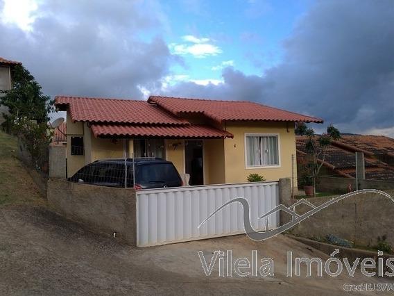 Casa Para Venda, 2 Dormitórios, Praça Da Ponte - Miguel Pereira - 958