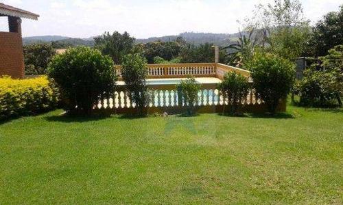 Chácara Com 3 Dormitórios À Venda, 1350 M² Por R$ 1.000.000,00 - Maracanã - Jarinu/sp - Ch0690