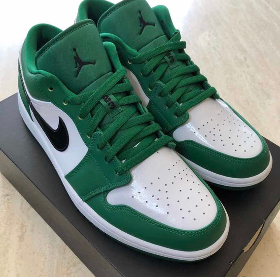 Air Jordan Low Pine Green