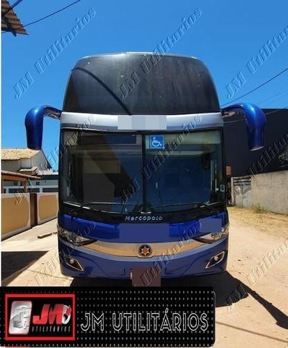 Imagem 1 de 10 de Paradiso 1800 Dd G7 Ano 2019 Volvo B420 43 Lug Jm Cod.130