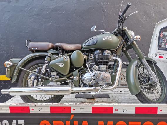 Moto Royal Enfield Bullet Classic 500