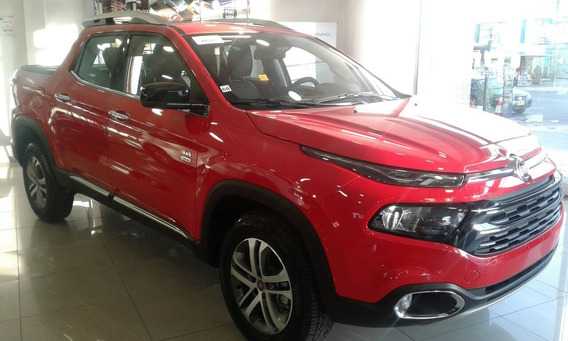 Fiat Toro 2.0 Freedom 4x4 At9 2019 / 0km Financio My19 Ya
