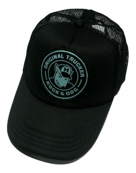 Gorras Trucker Hf ® Bull Terrier Rockdog En Stock Original!