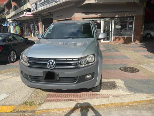 Volkswagen Amarok 2.0 Cd Tdi 4x4 Highline Pack At C34 2014