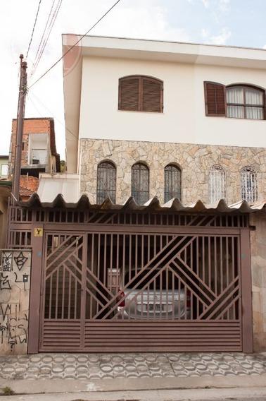 Casa Para Venda, 3 Dormitórios, Vila Gustavo - São Paulo - 2854