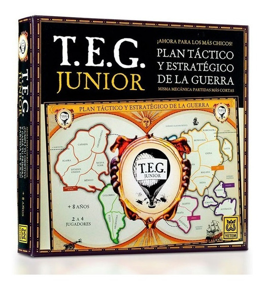 Teg Junior 80100 E. N.