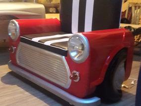 Mini Austin, Sofa Unico Replica Escala Real Remato