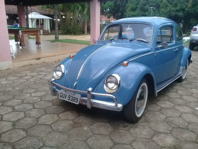 Volkswagen Fusca 68 1300