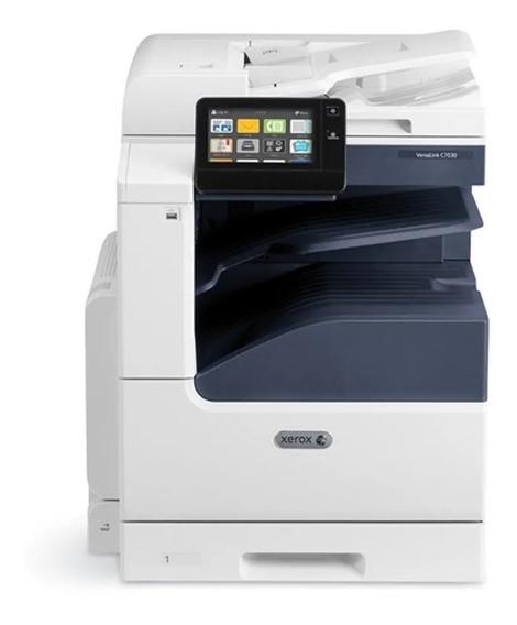 Impressora Multifuncional Xerox Versalink C7020 Color Nova