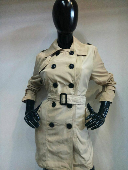Gabardina Color Beige