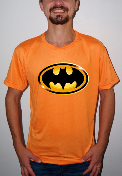 Camiseta Ou Baby Look Batman Logo