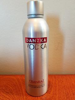 Vodka Importado Danzka Cranraz 1 Litro