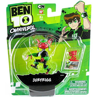 Childrens Ben 10 Omniverse Action Figure With Accessory Tv F