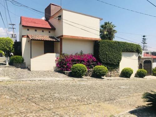 Casa Venta Lomas De Tetela Cuernavaca Mor.