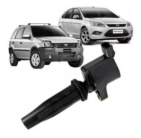 Bobina Ignição Ford Focus 2.0 16v Ecosport 2.0 16v Duratec
