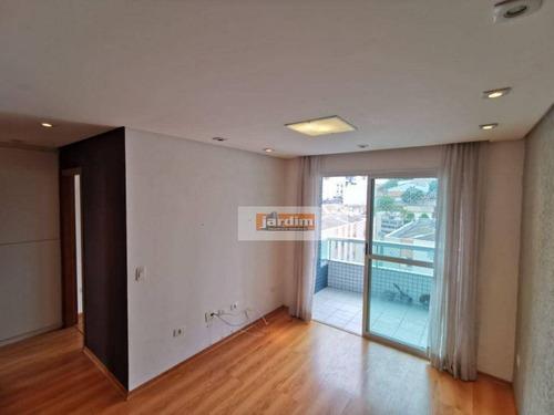 Imagem 1 de 9 de Apartamento Com 2 Dormitórios À Venda, 71 M² - Centro - São Bernardo Do Campo/sp - Ap7339