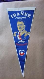 Banderín General Ibáñez $11.500