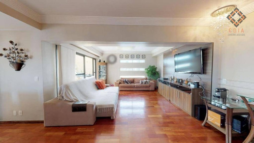 Imagem 1 de 30 de Cobertura Com 4 Dormitórios À Venda, 251 M² Por R$ 2.620.000,00 - Vila Mariana - São Paulo/sp - Co1415
