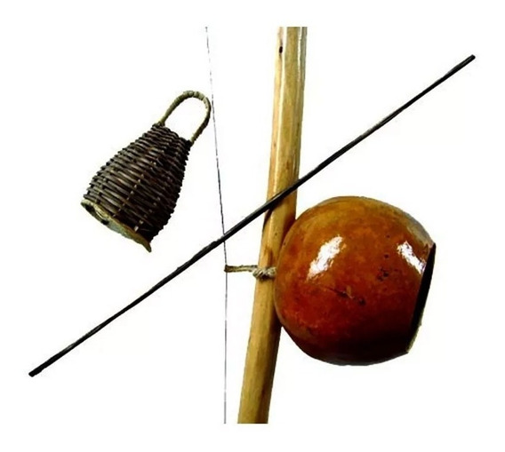 Berimbau Biriba Capoeira E Percussão - Rabo De Arraia