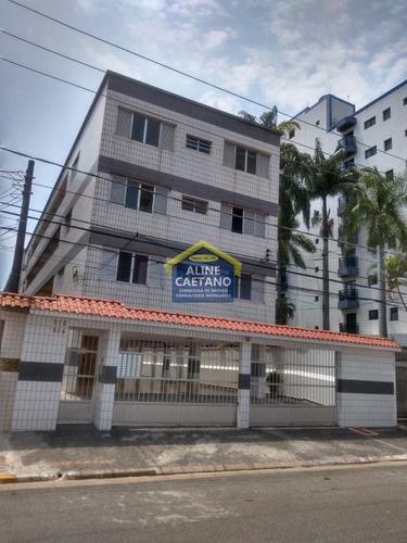Apartamento Com 2 Dorms, Guilhermina R$ 190 Mil - Vesa205301
