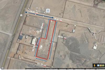 Empresa Alquila Local Industrial 8200 M2 - Via Evitamiento