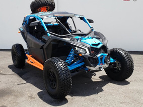 Can-am Maverick X3 Xrc Turbo Azul 2018