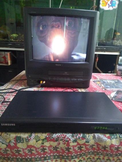 Dvd P185 Samsung Sem Controle