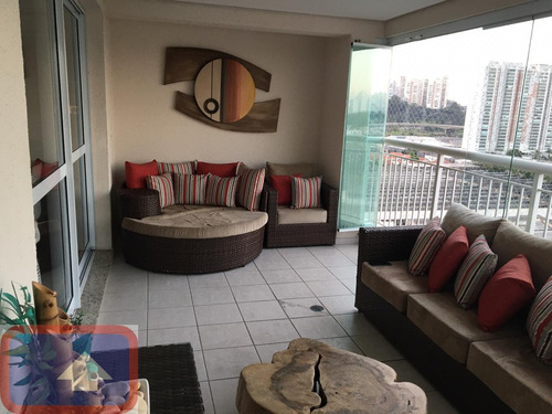 Lindo Apartamento Alto Padrão Novo 117 Metros Sala Ampliada 2 Suítes 2 Vagas + Depósito + Lazer! - 16113