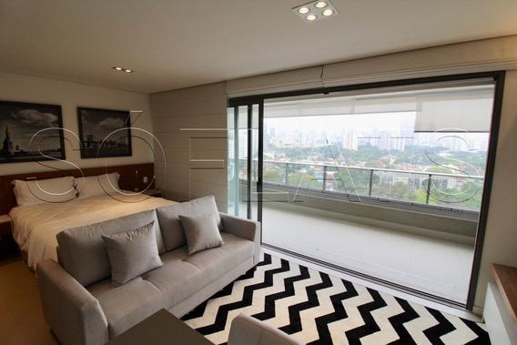 Lindo E Moderno Residencial Em Pinheiros, Prox A Marginal Pinheiros, Av. Rebouças E Av. Faria Lima - Sf27894