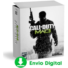 Call Of Duty Pc Modern Warfare 3 Todas Dlc