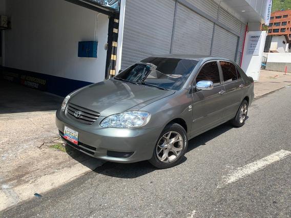 Toyota Corolla Xli 1.6 Sincronico