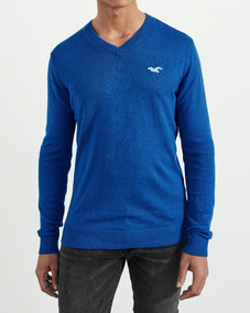 Pulover Hollister Masculino Blusas Camisas Abercrombie Tommy