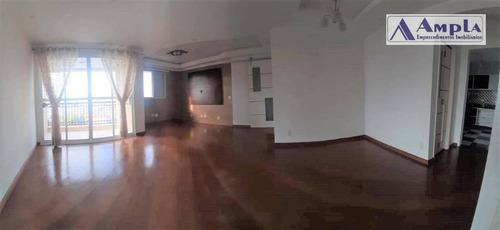 Apartamento Com 3 Dormitórios, 2 Suítes À Venda, 96 M² Por R$ 750.000 - Tatuapé - São Paulo/sp - Ap1309