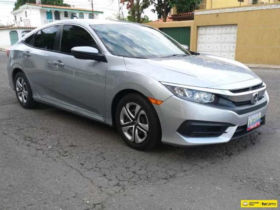 Honda Civic Automático 4x2