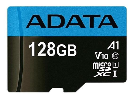 Cartão de memória ADATA AUSDX128GUICL10A1-RA1 Premier 128GB