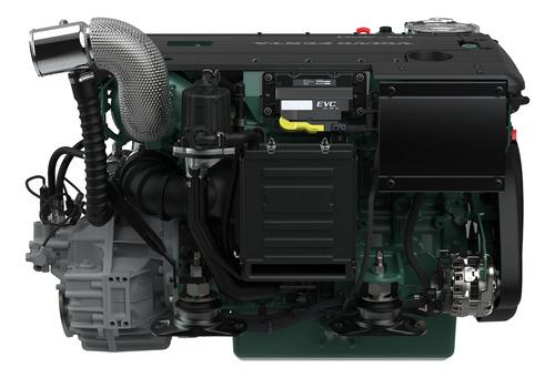 Motor Diesel Volvo Penta D4 320hp + Reversor P/ Barco Lancha