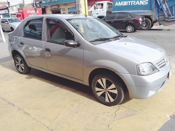Renault Logan Com Score Baixo Baixa Entrada