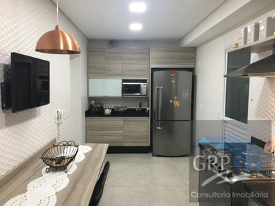 Apartamento Para Venda Em Santo André, Vila Gilda, 4 Dormitórios, 4 Suítes, 6 Banheiros, 4 Vagas - 2024