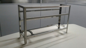 Rack Rig Gabinete Para Mineradora 12 Placa Modulada