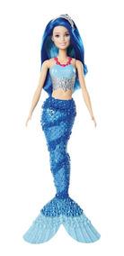 Boneca Barbie - Barbie Dreamtopia - Sereias - Azul - Mattel