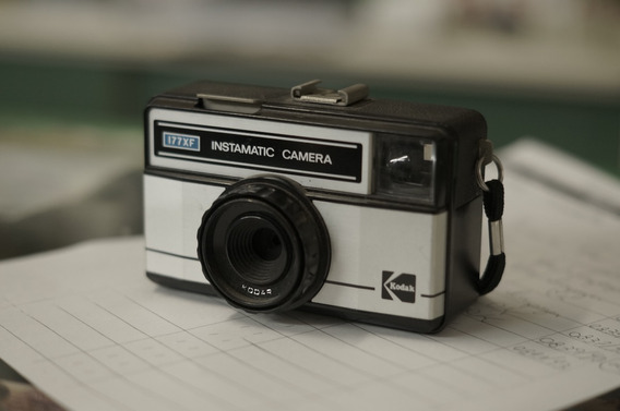 Camera Kodak Instamatic
