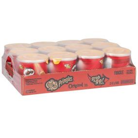 Papas Pringles Originales 12 Unidades 37g / Somos Tienda