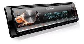 Média Receiver Pioneer Mvh-x700br Bluetooth Mixtrax