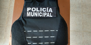 Chaleco Antibalas Marca Power Hit